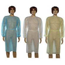 Hospital cheap disposable medical gowns
