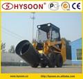 Mini Carregadeira (HY400), retro escavadora, os lotes de anexos