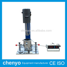 Laboratory disperser tractor mounted cement chemical mixers