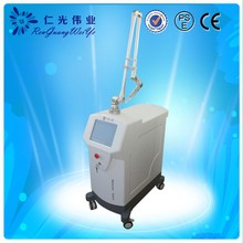 Gentle nd yag laser working tattoo removal