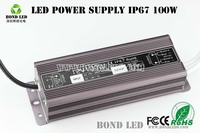 Factory price! swithcing power supply 12V 100w for led strips or led module