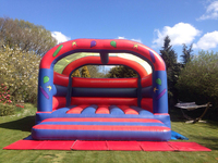 cheap balloon castle inflatable jumping bouncer for party