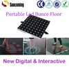 Patent New Wedding Disco Club Portable Led Interactive Dance Floor