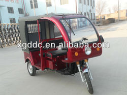 Electric tricycle rickshaw for passenger 2015 HOT!!!!
