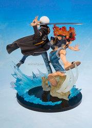 16cm One Piece Luffy /Trafalgar Law Anime Action Figure