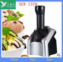 High Quality Banana Ice cream Maker/Home use soft Mini ice cream maker