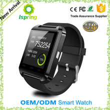 2015 New Products Bluetooth smartwatch / cheap bluetooth watch / bluetooth watch smart for business