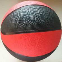 Best quality unique hot selling fashion rubber basketball