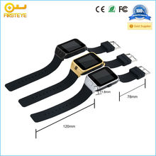 Android 3.0 Smart Watch Phone 1.55 Inch android waterproof 3g smart watch ip67 phone