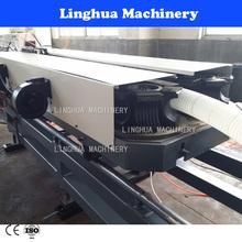 High speed pvc corrugated conduit pipe machine