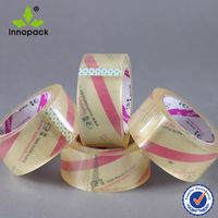 colorful BOPP Clear Waterproof Adhesive Tape