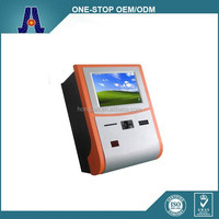 Customized Size Self-service Touch Screen Wall Mounted Information Kiosk Terminal computer kiosk