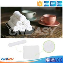 China manufacturer 100% cotton moist towel fresh wet towel