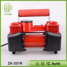 DC 12v mini car tyre air pump compressor rubber air hose