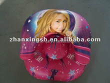 China Shanghai Zhanxing high quality baby inflatable sofa chair