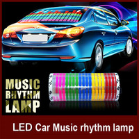 Multicolor LED Decorative Light Car Accessory in China Factory