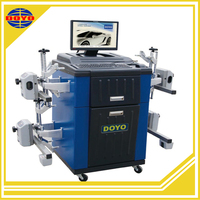 2015 hot sales high quality and cheap precision wheel alignment machine