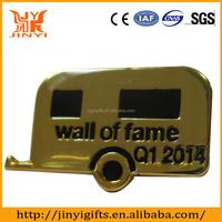 Factory direct sale custom metal pin army badge