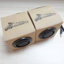Promo Gift Idea Foldable Paper Speaker