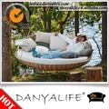 Swingrest Danyalife 2015 europeo de diseño vida exterior colección de mimbre hamaca