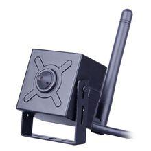 wifi mini 1mp p2p del agujero de alfiler de vigilancia espía inalámbrica wifi cámara de red ip onvif