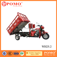 2016 Chongqing Hot Heavy Load Strong 250cc Three Wheel Cargo Motorcycle