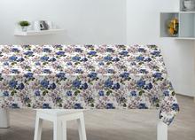 roll garden pvc tablecloths / roll camping pvc tablecloth / France PVC tablecloths