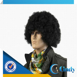 top quality cheap 100% virgin remy indian short human hair wigs for old man
