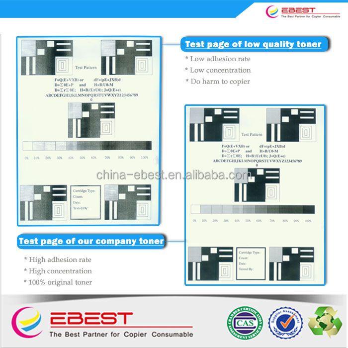 compatible ricoh color copier toner top