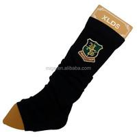 Korea Style Black Color Badge Leg Warmers Hot Girls Sex Leg Warmers W022