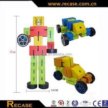 Car transform robot toykids toy robot kids educational toy robots