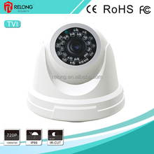 best 720P tvi dome Day&Night Surveillance Indoor Outdoor cctv security camera