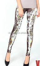 custom velvet leggingsdecorative legging, muscle elegance