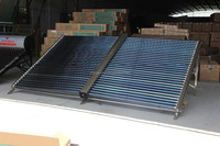 Seperate Pressurized Solar Collector