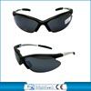 2015 Hot popular china black half-rim sports sunglasses silver decoration sunglasses