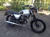 cheap China motorcycle/cafe racer 125cc