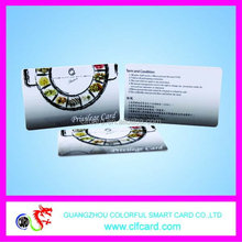 Cheapest new coming rfid pvc card production