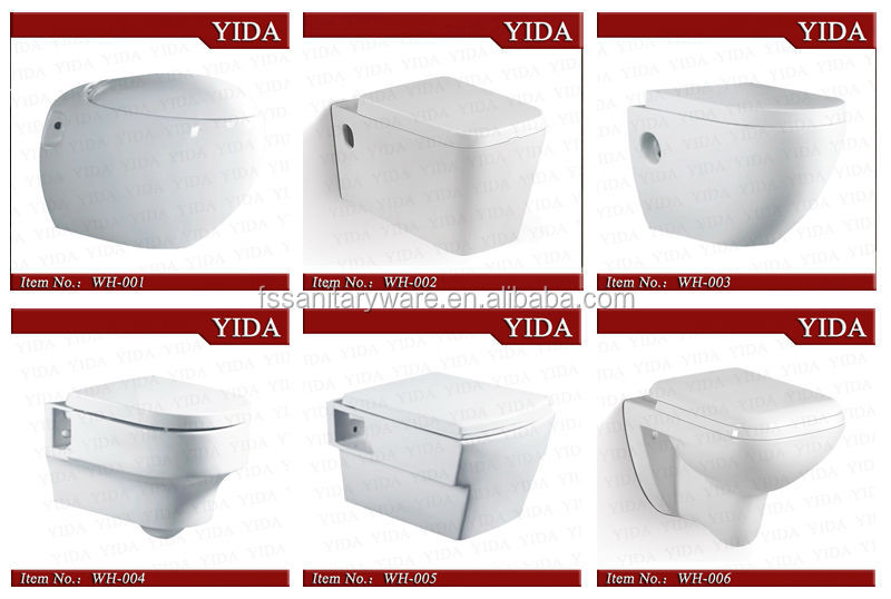 Western ToiletWall Hung Toilet PriceToilet CommodeChaozhou