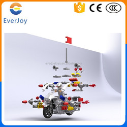 2015 New Funny Plastic Remote Control Motorcycle For Children