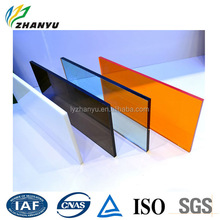 China Wholesale High Transparency Perspex Plastic Sheet Colored for Jewelry Display