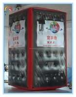 Hot selling giant inflatable square balloon,inflatable helium square balloon,inflatable helium balloon for advertising