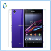 2015 Newest Products 9H High Quality 0.26mm 2.5D mobile phone Tempered Glass Screen Film For Sony Z5/Z5 mini/Z5 Premium