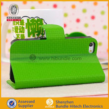 hot selling wallet case for iphone 5 case with card slot for iphone 5