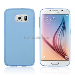 Factory direct price TPU case for samsung galaxy s6, ultra slim case for samsung