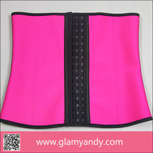 Wholesale Sexy plus size Cheap waist trainers latex corset