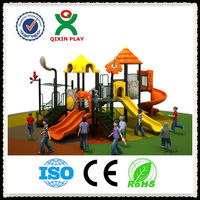Guangzhou designer playground equipment south africa, kindergarten playground equipment, fun kids games/QX-027A