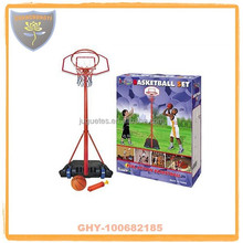 Wholesale basketball stands with basketball and pump for sale