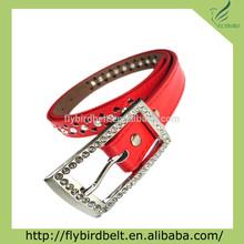 Ali expreso occidental barato cinturones cinturones de cuero de imitación