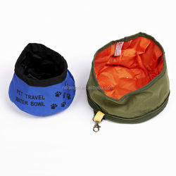 Wholesale Collapsible Dog Bowl,Pet Travel Bowl,Foldable Water Bowl