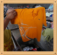 High quality used clothing Summer Clothes